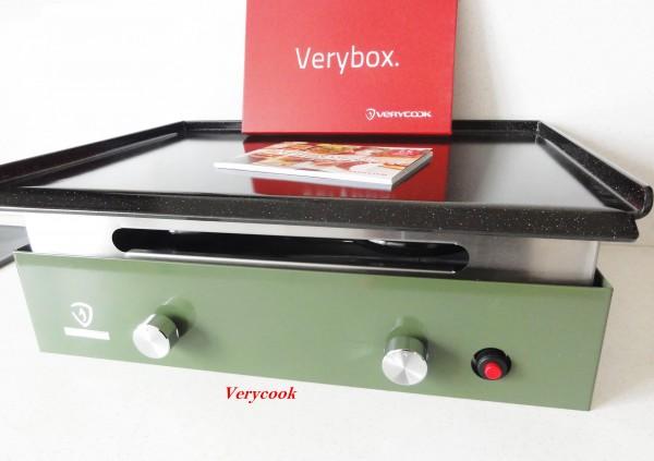 Verycook l 39 art de la plancha aux fourneaux for Cuisiner avec une plancha