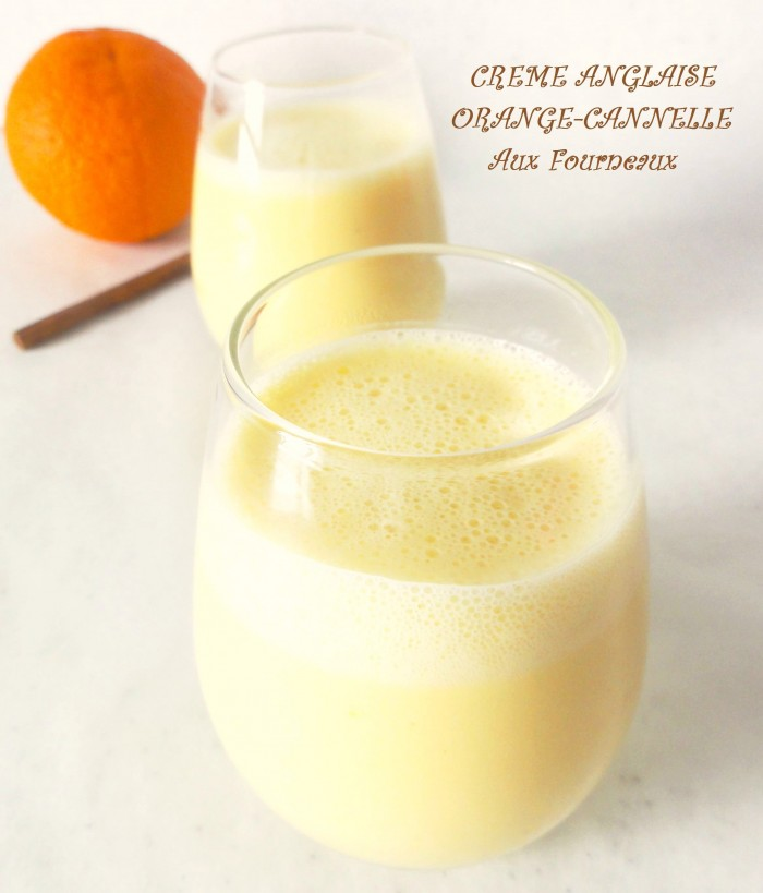 Orange Creme Anglaise Recipes — Dishmaps