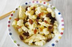pates-poulet-raisins