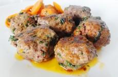 boulette-de-boeuf-coriandre-fraiche