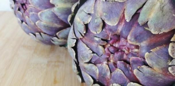 comment preparer cuire un artichaut