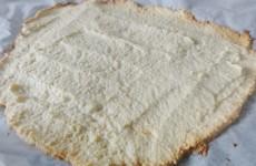 Biscuit dacquoise aux amandes