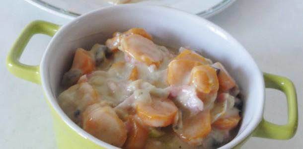 Blanquette de dinde l 39 ancienne aux fourneaux - Comment cuisiner une blanquette de veau ...