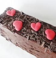 Buche de noel chocolat passion