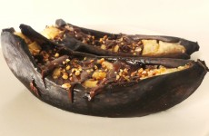 bananes au four