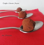 truffes chocolat passion