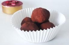 truffes au chocolat noir de pierre herme