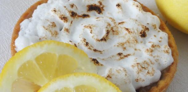 Tarte au citron meringuee de Pierre Herme