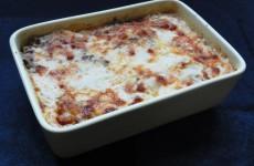 Veritable Lasagne a la bolognaise