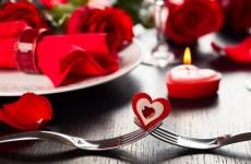 recettes menu saint valentin