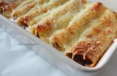 Cannelloni farci a la viande de bœuf