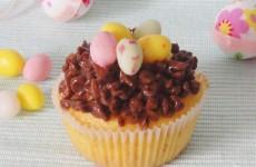 cupcake nid de paques