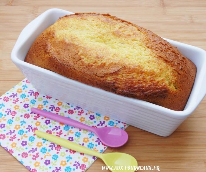 Cake De Sophie Au Chocolat Au Lait