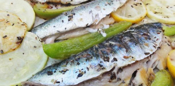 Sardines marinees au barbecue - Accompagnement sardines grillees barbecue ...