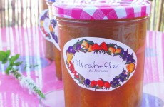 Marmelade de mirabelles