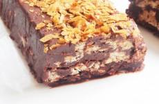 Terrine au chocolat croustillant chocolat blanc