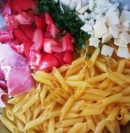 One pan pasta une recette de pates minute