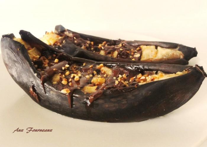 Gateau a la banane trop mure
