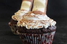 Cupcake kinder bueno