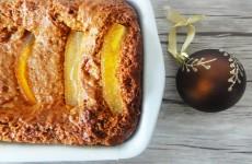 pain d'épice de noel aux ecorces d'orange