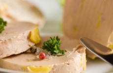 que servir avec du foie gras