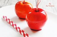 comment faire des pommes d'amour