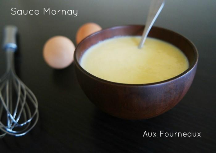 sauce mornay