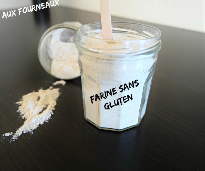 Mix mélange de farine sans gluten pour pâtisserie | Aux