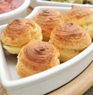 Mini-gougères apero au fromage