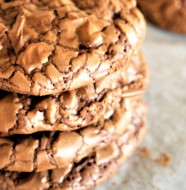 recette cookies facon brownies