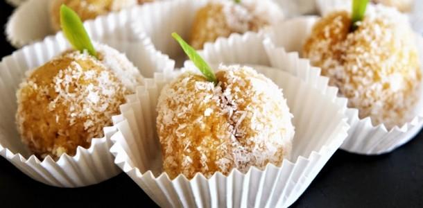 gateau marocain noix de coco