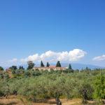 Monastere de Trikeri Island : Grèce - Mont Pélion