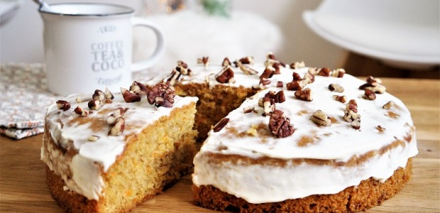 Le vrai carrot cake traditionnel
