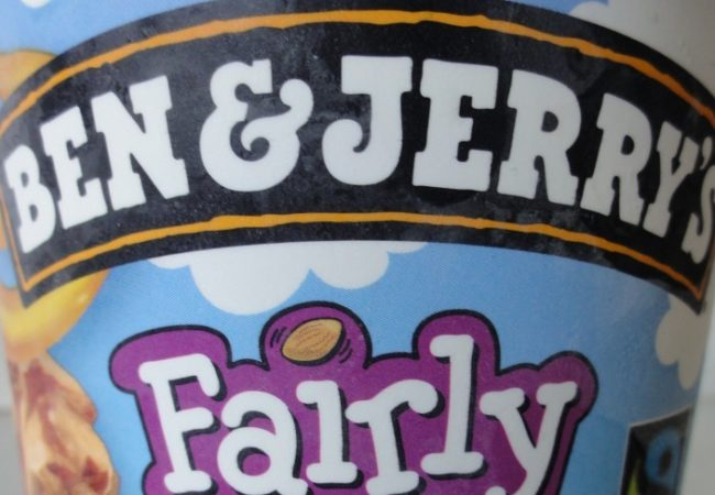 Glace Ben&Jerry's