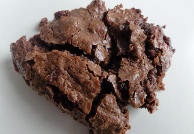 Brownie américain
