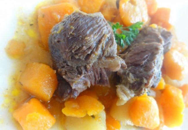 Bœuf carottes sans vin