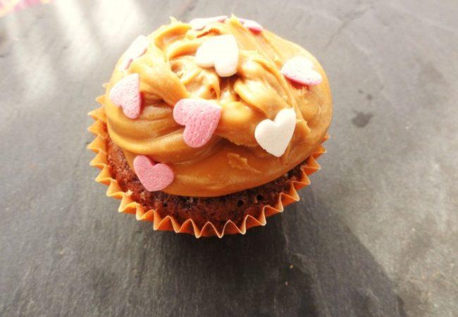 Cupcakes aux spéculoos…so British !