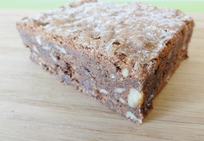 Brownie « made in USA »