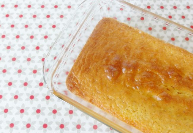 Tea time – Cake au citron