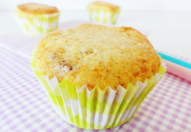 Jolis Muffins…Confiture de lait et noix de pécan