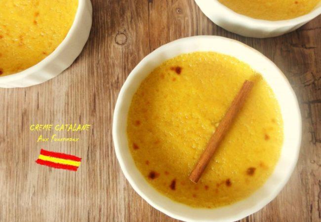 Crème Catalane [ Crema Catalana ]