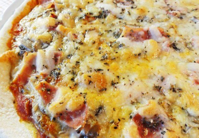 Pizza rapido maison