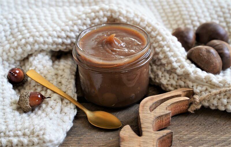 crème de marron facile