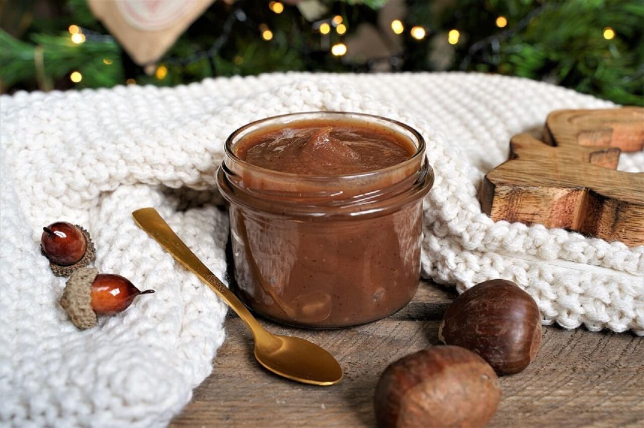 crème de marrons maison facile