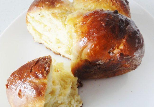 Brioche maison pur beurre