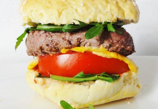 Hamburger maison américain