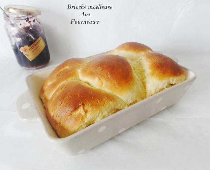Brioche moelleuse de christophe michalak aux fourneaux - Recette de beignet moelleux et gonfle ...