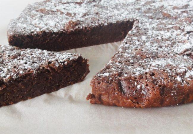 Gâteau au chocolat mousseux de Felder