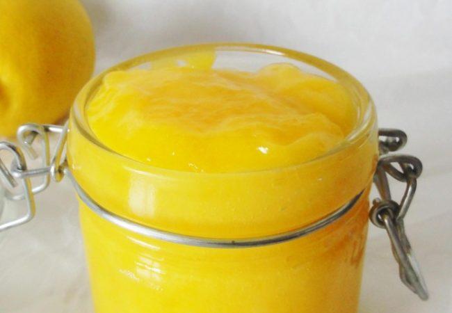 Desserts à base de citron