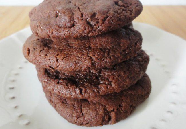 Sablés au chocolat de Pierre Hermé
